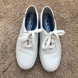Keds Champion Original Leather Sneakers | Sz 7-1/2